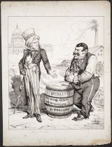 Image of Uncle Sam and the Whiskey Trade - Miranda